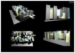 Павильон «Город перемен». Конкурсный проект для EXPO-2010 в Шанхае