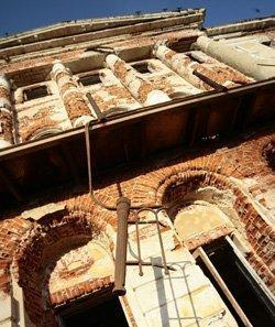 Ангел над куполом. Знаменитая усадьба Гребнево ждет обновления