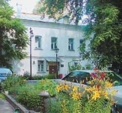 Переулки между улицами Мясницкая и Покровка (Армянский переулок)