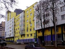 """Жилой дом """"Жираф"""" на улице Полтавской в Нижнем Новгороде"""