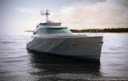 Яхта Liberty Boat 74