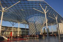 Новый комплекс Миланской ярмарки