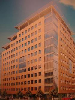 Многофункциональный административно-офисный комплекс «Алкон» (проект MMA+Fitzroy, Robison International)