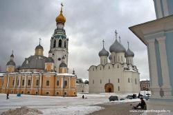 Hа реставрацию Иосифовского корпуса Вологодского кремля из резервного фонда главы государства выделено почти 10 млн рублей
