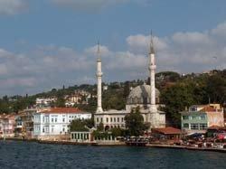 Мечеть Бейлярбей в Стамбуле