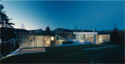Вилла V-House в Ашере. 2000-2003