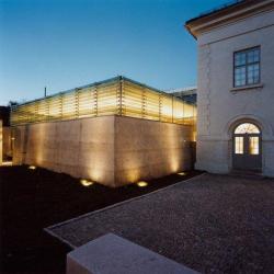 Национальный музей–отдел архитектуры. Павильон Ультвейт-Моэ