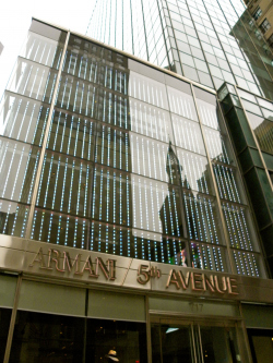 Бутик Armani 5th Avenue