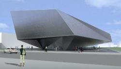 Выставочный павильон Парка Биеннале