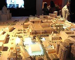 Реконструкция Пушкинского музея будет долгой и дорогой