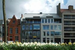 Жилой комплекс в Брюгге, 2003