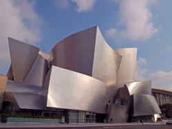 Концертный зал Уолта Диснея