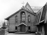 Римско-католический собор. Арх. В. Бородкин, Т. Петрова (1997).
