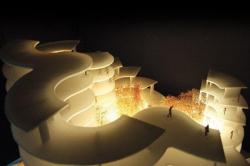 Проект реконструкции водонапорной башни в жилой комплекс. Копенгаген. 2005-2007
