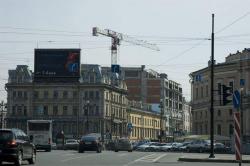 Новая панорама площади Восстания
