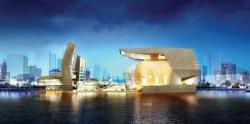 Центр искусств Сондо. Проект. 2008