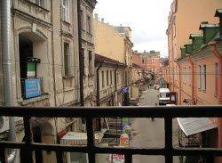 Гетто в центре Петербурга