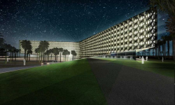 Штаб-квартира компании Arabsat