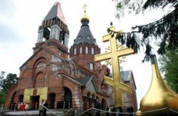 Золотые купола Усть-Луги