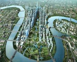 Китайцы строят экогород для всего мира