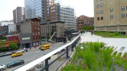 Висячие сады в Нью-Йорке. Заброшенную эстакаду превратили в сад
