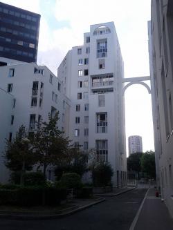 Массив социального жилья на улице От-Форм