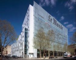 Штаб-квартира Le Monde