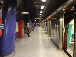 Станция метро North Greenwich