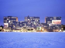 Общежитие Массачусеттского технологического института Симмонс-холл
