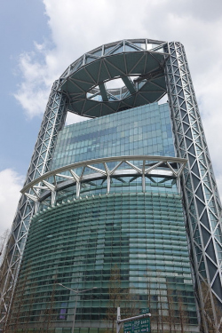 Башня Samsung Jongno