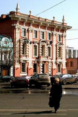 Почтовая улица, Москва