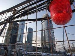 «Москва-Cити» подверглась заморозке