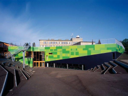Начальная школа в Гентофте. 2003-2005