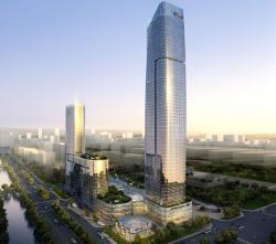 Нанкинский центр международной торговли