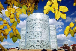 Библиотека-медиа-центр Бранденбургского технического университета
