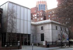 Библиотека Моргана – реконструкция