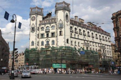Дом, не прошедший огонь и воду. Федеральный памятник петербургского зодчества уничтожили пожар и равнодушие чиновников