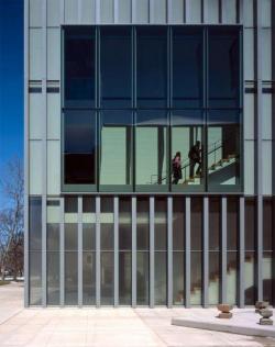 Музей искусств Университета Мичигана. Новое крыло