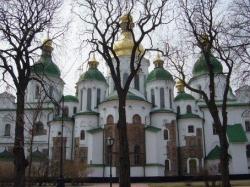 Возле заповедника «София Киевская» хотят строить высотку