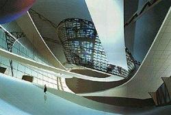 Музей технологической культуры. Нью-Йорк. Реализация - 2005 г.