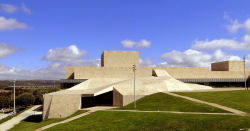 Центр выставок и конгрессов в Авиле