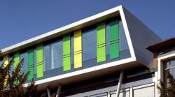 Школа им. Вильгельма Майбаха в Штутгарте. 2002-2007