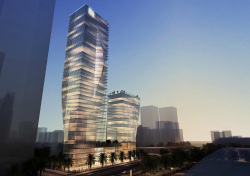 Комплекс компании Shenzhen Energy