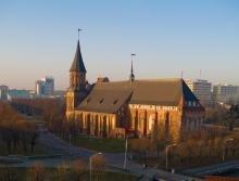 Возвращение к жизни. Калининградский кафедральный собор
