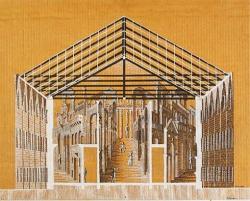 Бумажный дом. Какими могли бы быть наши города, если бы архитекторы воплотили свои фантазии в жизнь