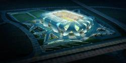 Футбольный стадион команды Dalian Shide