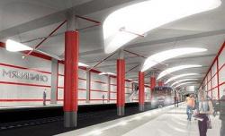 Следующая станция какая? Завершаются отделочные работы на трех станциях столичного метро