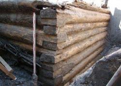 Предварительные результаты охранных археологических раскопок в устье реки Охта
