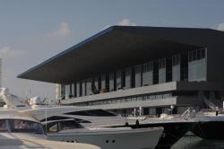 Павильон В выставочного комплекса Fiera Genova
