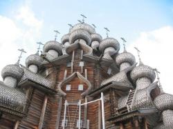 Шаги реставрации Преображенской церкви